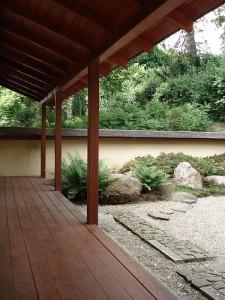 Zen Garten, fotografiert von beketchai