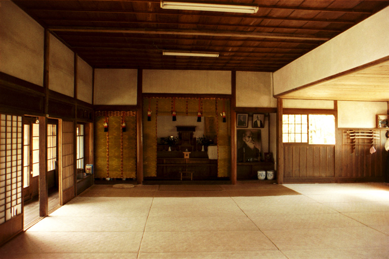 Martial Arts School Interior Design