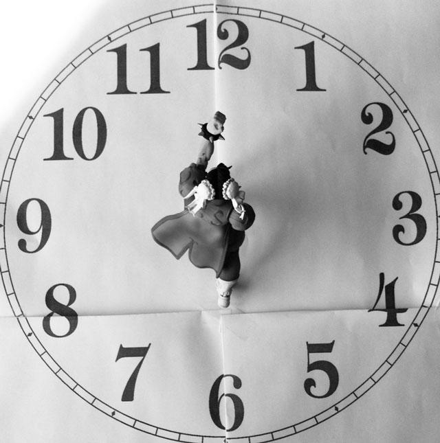 Das Uhr Prinzip (Clock Principle)  – Ideen aus dem American Kenpo