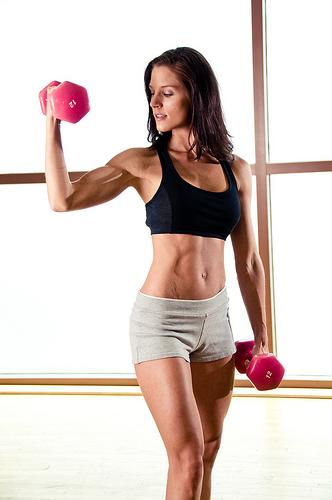 Muskelaufbau mit BWE
