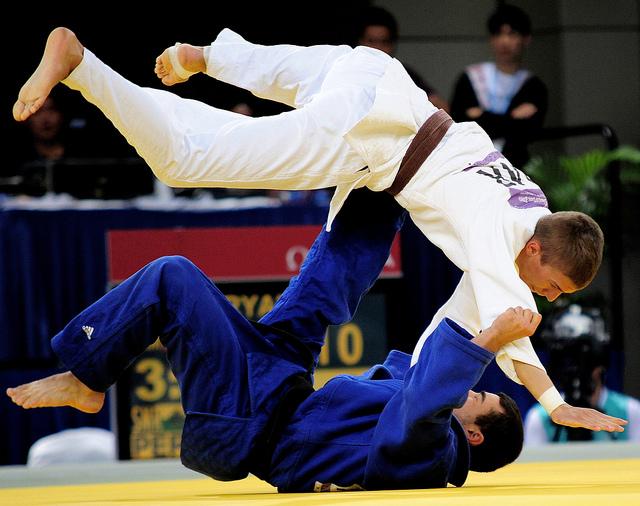 Gutes (Sport) Judo
