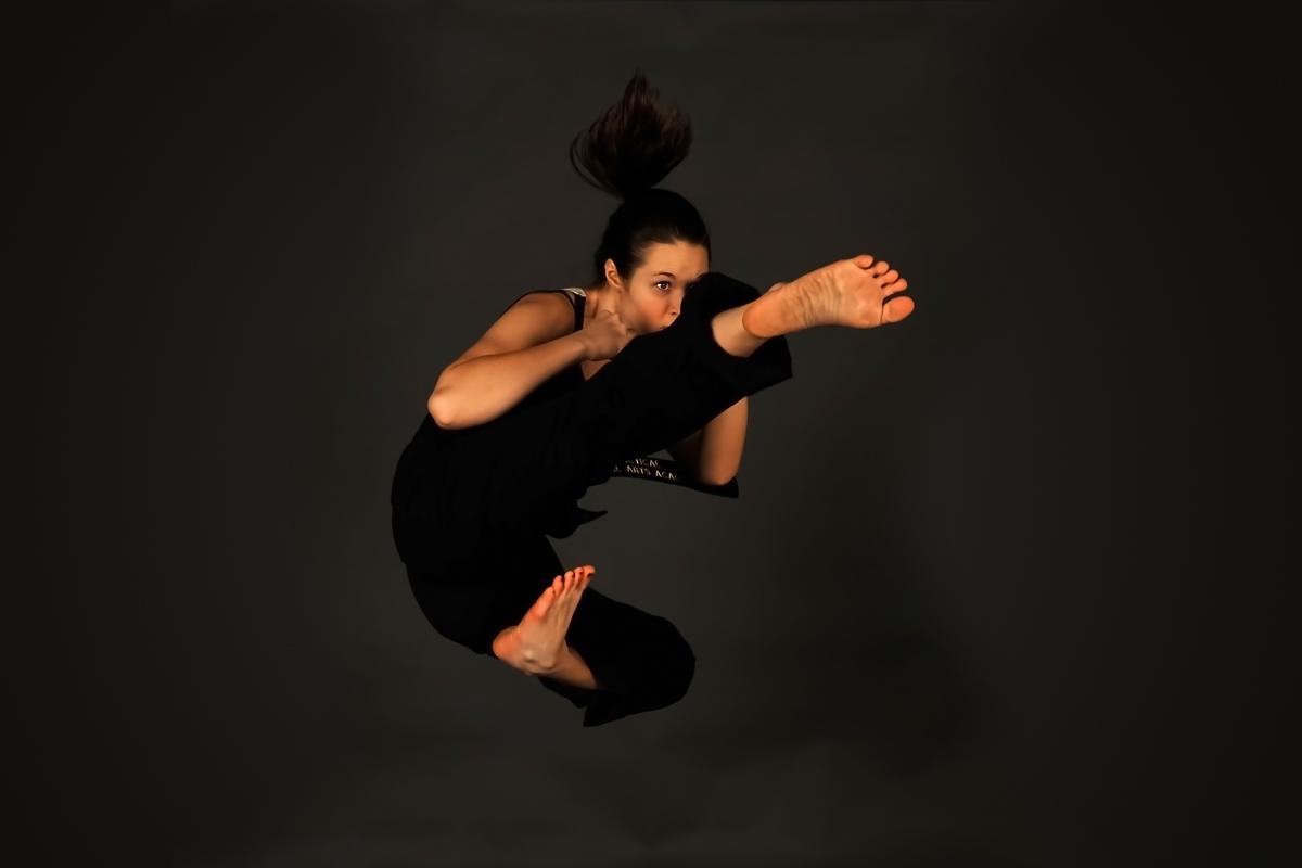 Tricking und Kampfkunst – motivierend, beeindruckend