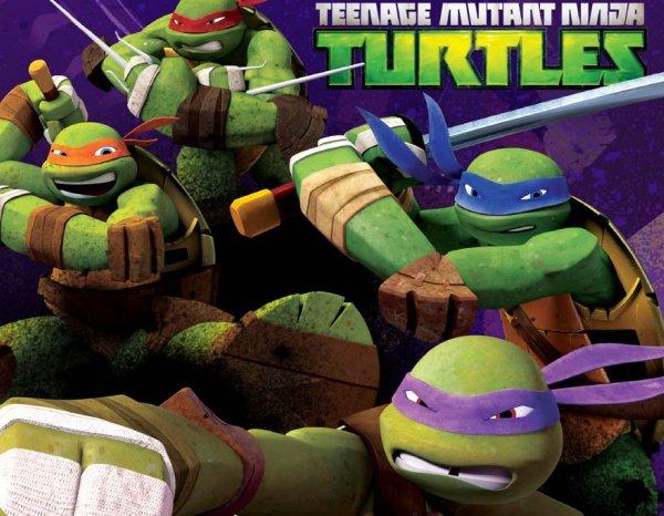 Die Turtles kommen zurück!