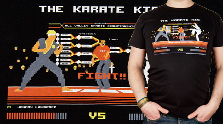 Coole Klamotten für den geekigen Kampfsportler