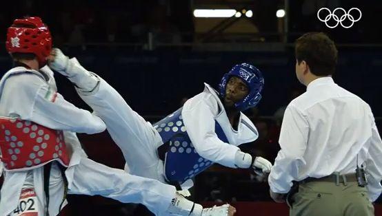 Taekwondo: Impressionen der Olympischen Spiele