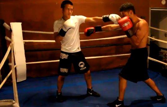 Boxen – Wie man Schläge pariert