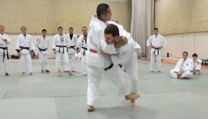 Sasae Tsuri Komi Ashi – Katanishi