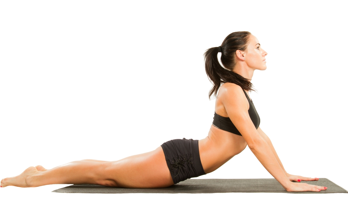 Mit Yoga abnehmen