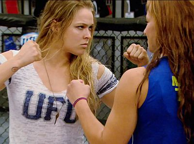 UFC 168 Rousey vs Tate