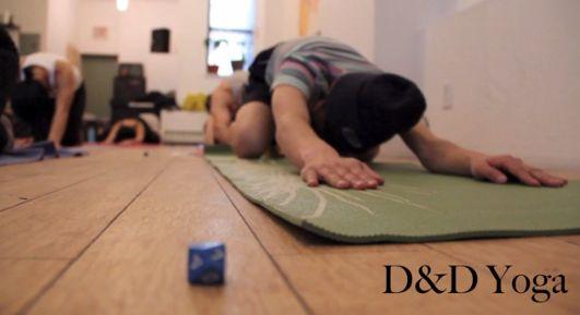 D&D Yoga