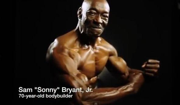 Bodybuilding mit 70: Alter ist nur eine Zahl