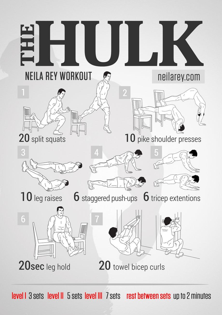 Workout Ideen