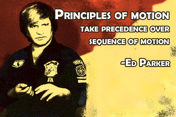 Prinzipien der Bewegung