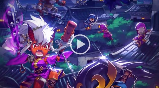 Ninja All Stars – Brettspiel
