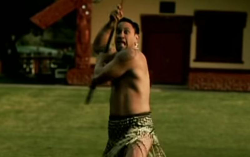 Maori Kampfkunst