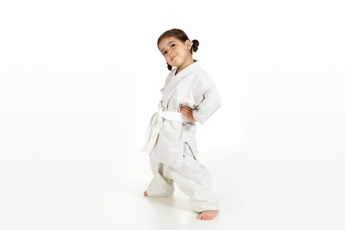 In vier Schritten zur Judo Rolle