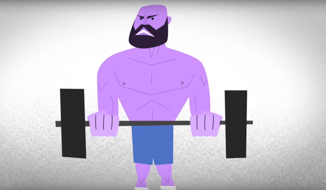 Warum Muskeln wachsen
